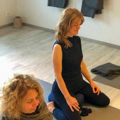yogaunterricht